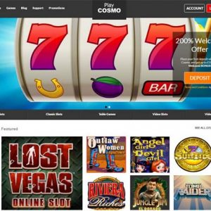Play Cosmo Casino Review and Analysis