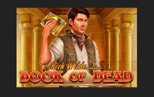 book of dead slot casumo