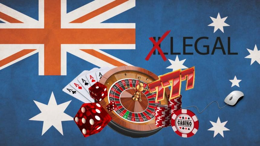 new online casino laws australia